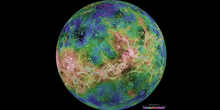 Nasa.com Venus